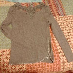 Gray Shirt SZ Sm